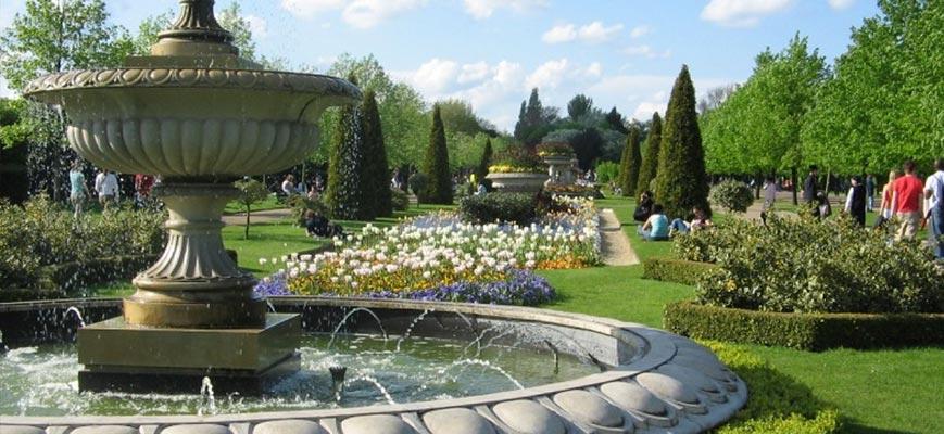london nature parks