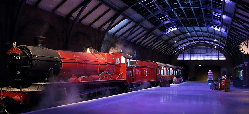 Free Tour of Harry Potter