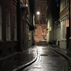 London Ghost Tour Free